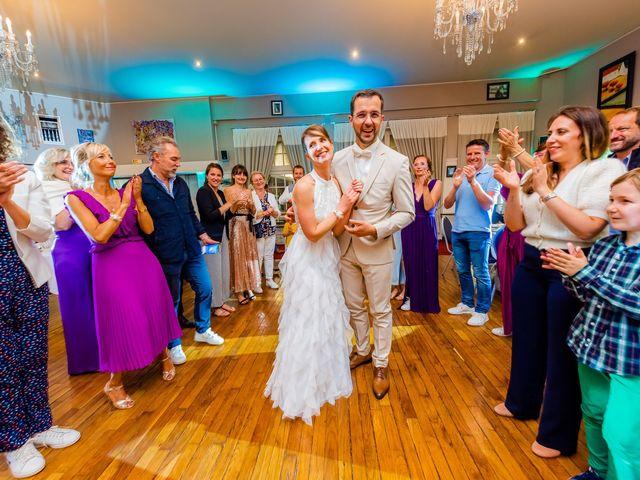Le mariage de David et Stéphanie à Sainte-Catherine, Pas-de-Calais 75