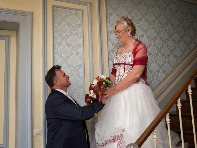 Le mariage de Fabienne et André