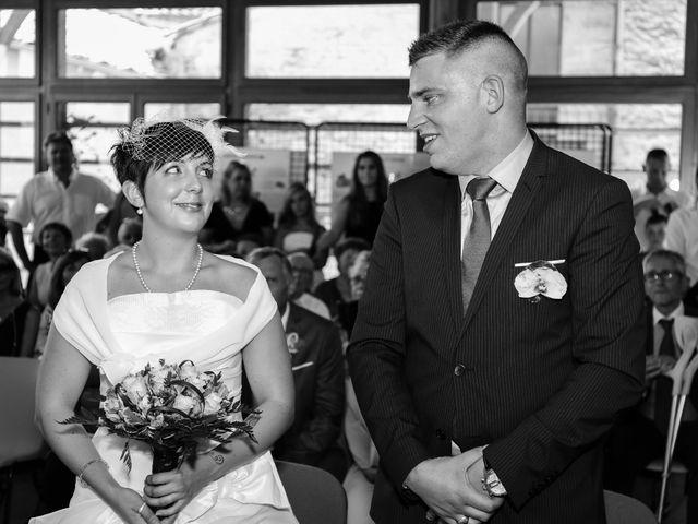 Le mariage de Thomas et Mary à Fauillet, Lot-et-Garonne 9