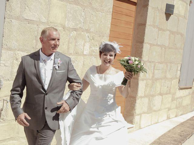 Le mariage de Thomas et Mary à Fauillet, Lot-et-Garonne 10