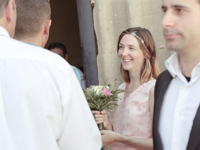 Le mariage de Thomas et Mary à Fauillet, Lot-et-Garonne 12