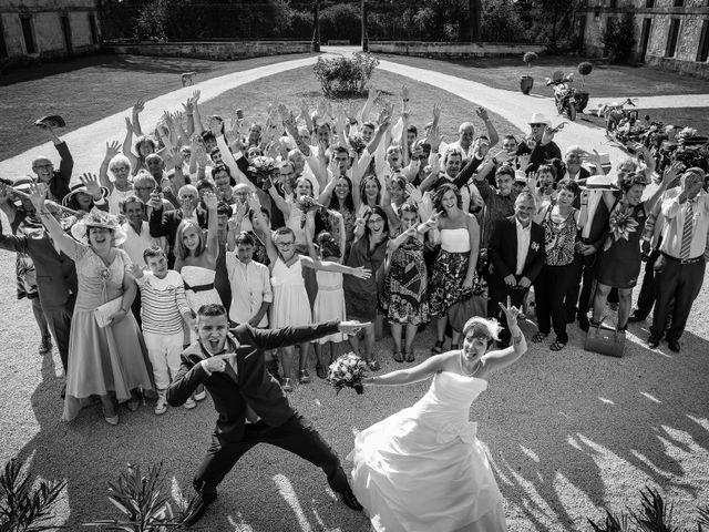 Le mariage de Thomas et Mary à Fauillet, Lot-et-Garonne 22