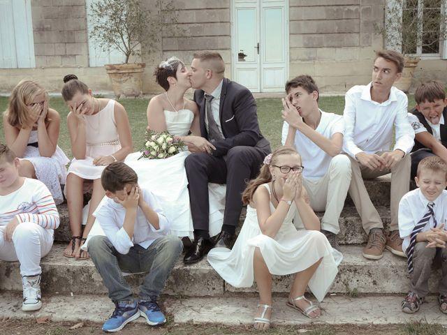Le mariage de Thomas et Mary à Fauillet, Lot-et-Garonne 24