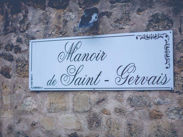 Le mariage de Adrien et Mélissa à Saint-André-de-Cubzac, Gironde 17