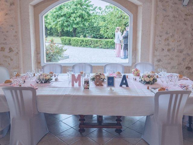Le mariage de Adrien et Mélissa à Saint-André-de-Cubzac, Gironde 24