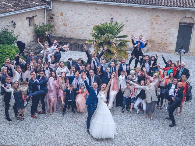 Le mariage de Adrien et Mélissa à Saint-André-de-Cubzac, Gironde 28