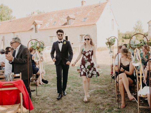 Le mariage de Thibault et Marion à Bossée, Indre-et-Loire 17