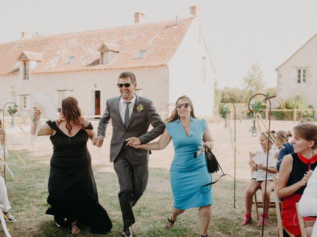 Le mariage de Thibault et Marion à Bossée, Indre-et-Loire 18