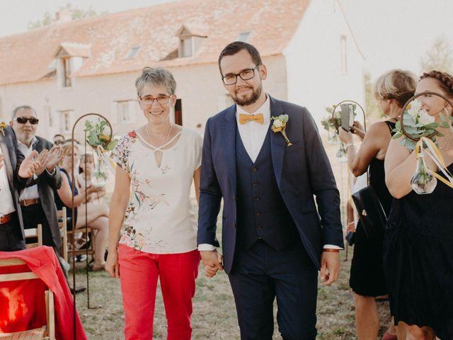 Le mariage de Thibault et Marion à Bossée, Indre-et-Loire 20