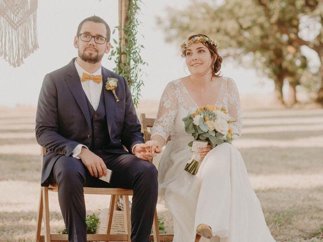 Le mariage de Thibault et Marion à Bossée, Indre-et-Loire 21