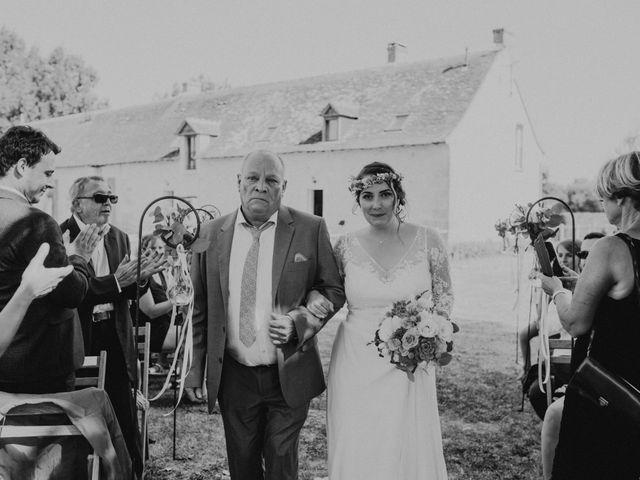 Le mariage de Thibault et Marion à Bossée, Indre-et-Loire 24