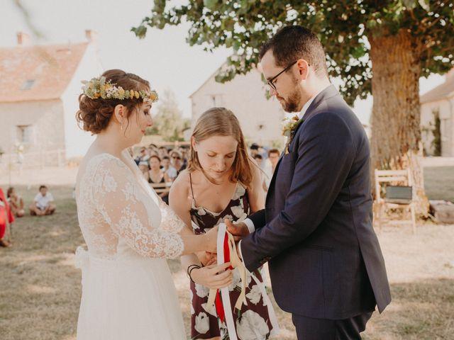 Le mariage de Thibault et Marion à Bossée, Indre-et-Loire 26