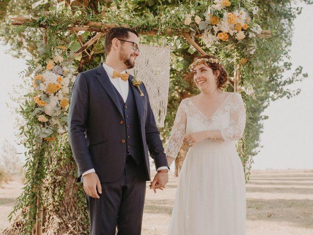 Le mariage de Thibault et Marion à Bossée, Indre-et-Loire 32