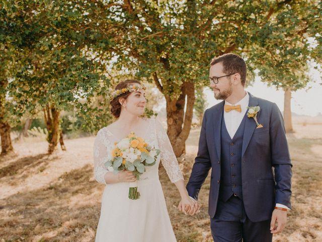 Le mariage de Thibault et Marion à Bossée, Indre-et-Loire 42