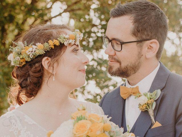 Le mariage de Thibault et Marion à Bossée, Indre-et-Loire 43