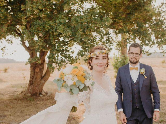 Le mariage de Marion et Thibault