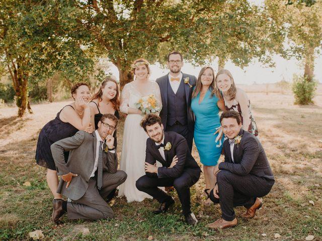 Le mariage de Thibault et Marion à Bossée, Indre-et-Loire 45