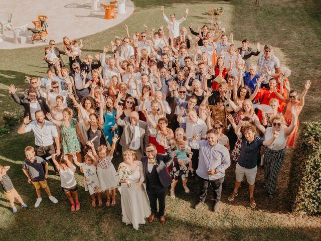 Le mariage de Thibault et Marion à Bossée, Indre-et-Loire 47