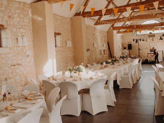 Le mariage de Thibault et Marion à Bossée, Indre-et-Loire 50