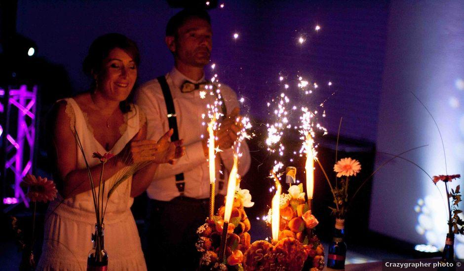 Le mariage de Eric et Solenne à Saint-Grégoire, Ille et Vilaine
