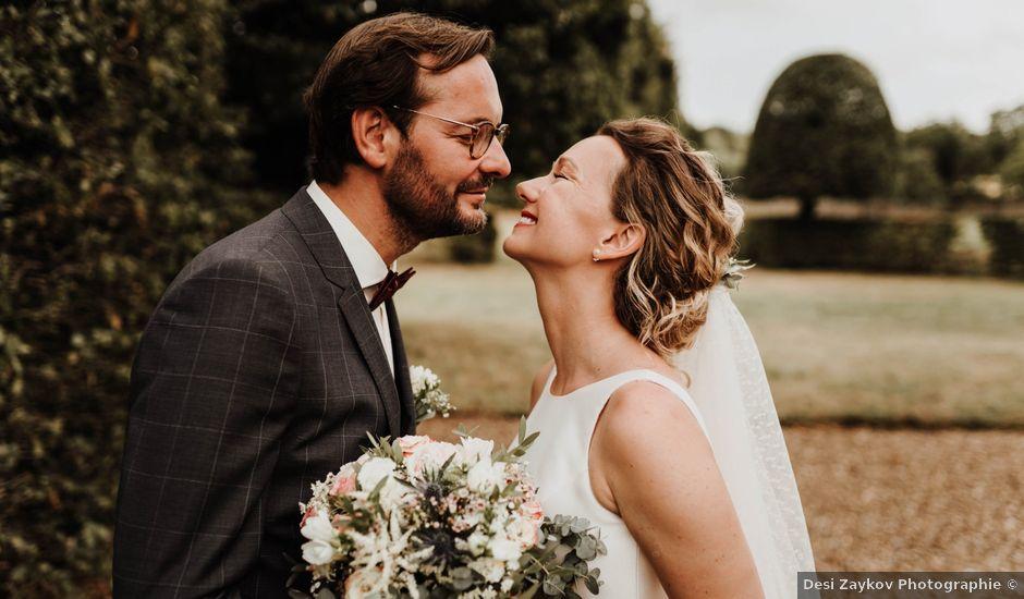 Le mariage de Benoit et Sofya à Mercey-le-Grand, Doubs