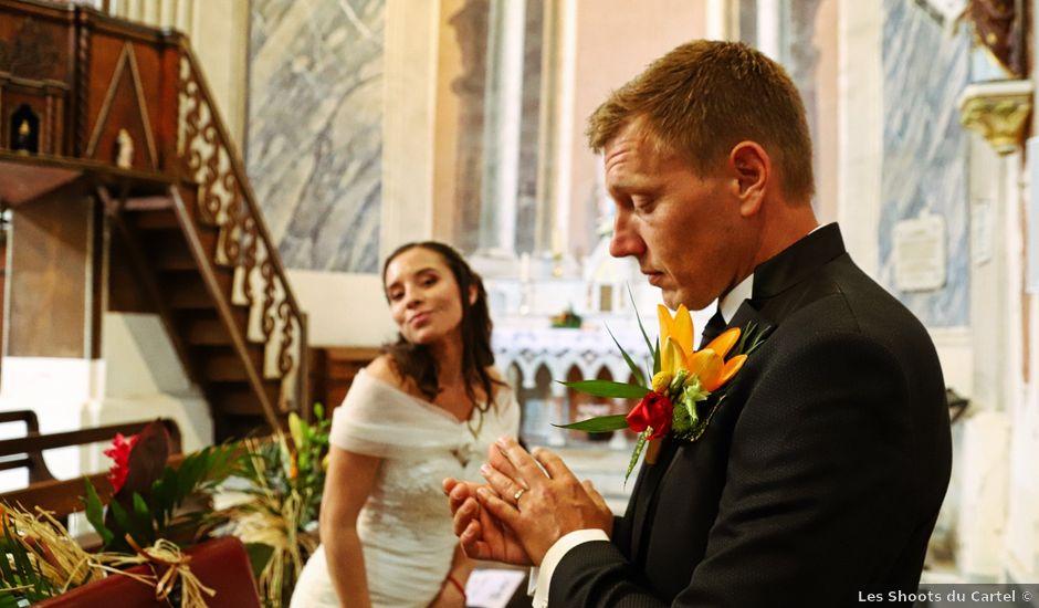 Le mariage de Sébastien et Gaelle à Cargèse, Corse