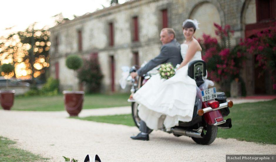 Le mariage de Thomas et Mary à Fauillet, Lot-et-Garonne