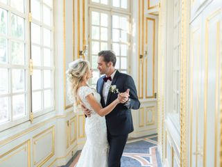 Le mariage de Hélène et Benjamin