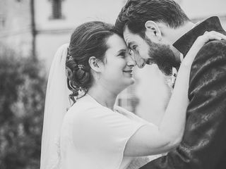 Le mariage de Amélie et Xavier 1