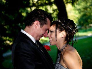 Le mariage de Martine et Pierre