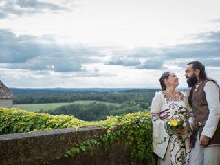 Le mariage de Marlène et Guillaume