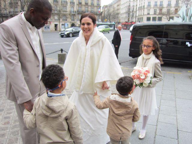 Le mariage de Fabrice et Valérie à Paris, Paris 4