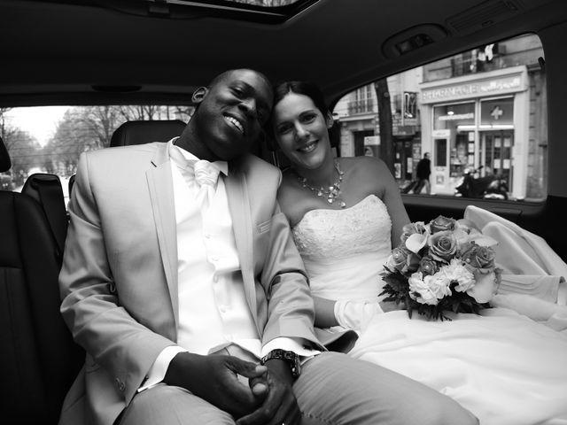 Le mariage de Fabrice et Valérie à Paris, Paris 13