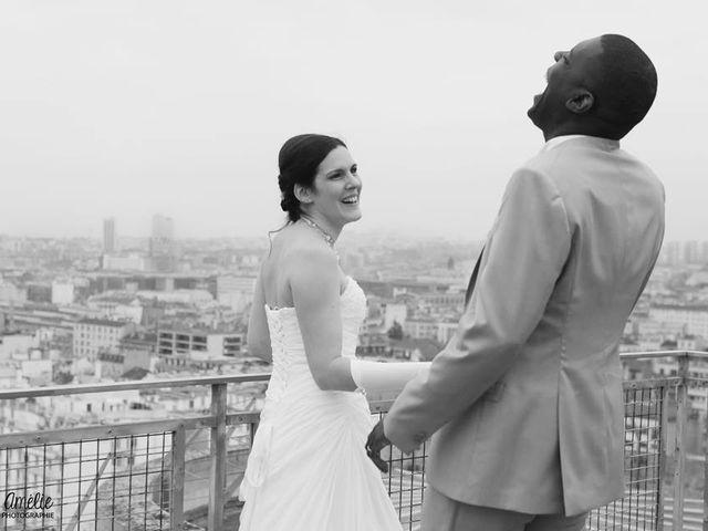 Le mariage de Fabrice et Valérie à Paris, Paris 14