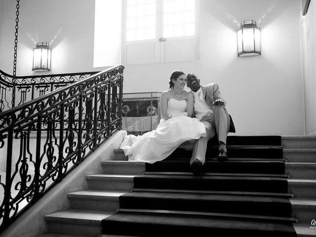 Le mariage de Fabrice et Valérie à Paris, Paris 19