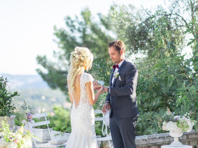Le mariage de Benjamin et Hélène à Cannes, Alpes-Maritimes 50