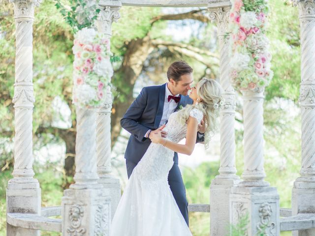 Le mariage de Benjamin et Hélène à Cannes, Alpes-Maritimes 63