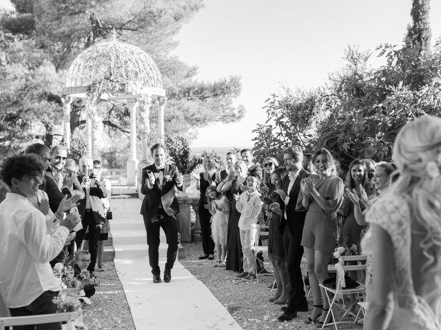 Le mariage de Benjamin et Hélène à Cannes, Alpes-Maritimes 57