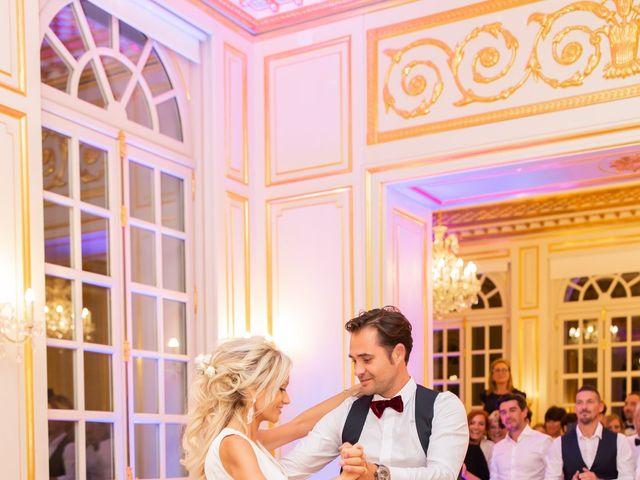 Le mariage de Benjamin et Hélène à Cannes, Alpes-Maritimes 94