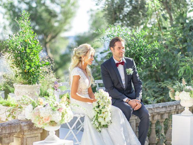 Le mariage de Benjamin et Hélène à Cannes, Alpes-Maritimes 40