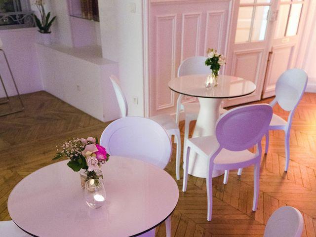 Le mariage de Cédric et Eléonore à Paris, Paris 5