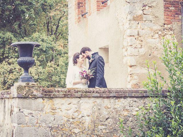 Le mariage de Xavier et Amélie à Aillant-sur-Tholon, Yonne 2
