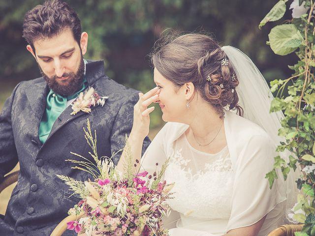Le mariage de Xavier et Amélie à Aillant-sur-Tholon, Yonne 13