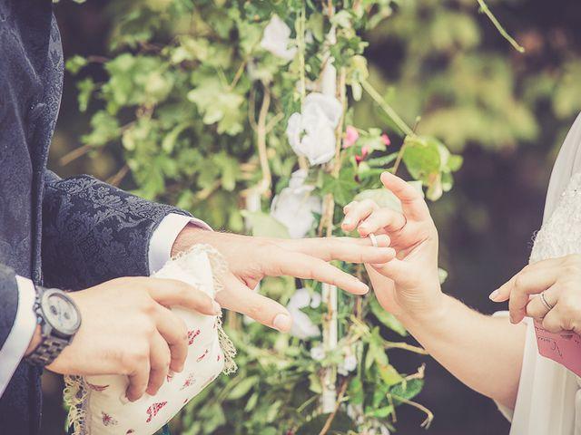 Le mariage de Xavier et Amélie à Aillant-sur-Tholon, Yonne 15