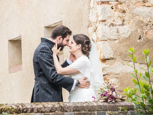 Le mariage de Amélie et Xavier