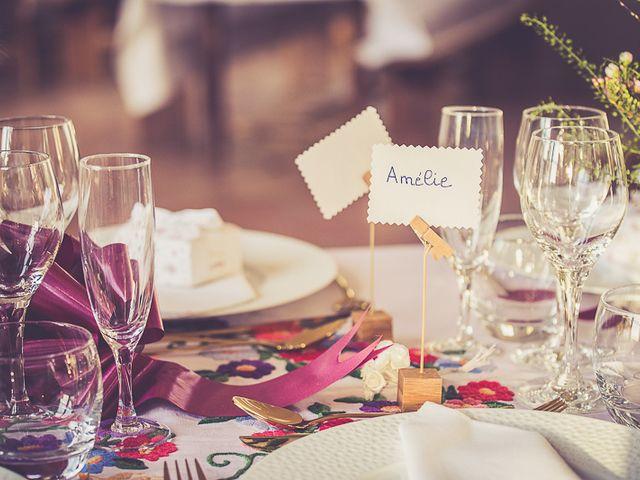 Le mariage de Xavier et Amélie à Aillant-sur-Tholon, Yonne 17
