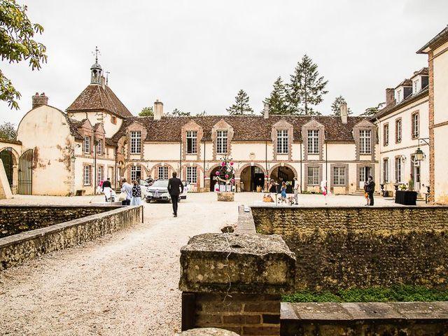 Le mariage de Xavier et Amélie à Aillant-sur-Tholon, Yonne 20
