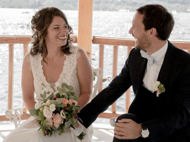 Le mariage de Arnaud et Océane à Menthon-Saint-Bernard, Haute-Savoie 9
