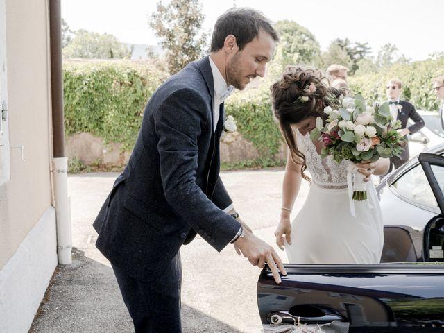 Le mariage de Arnaud et Océane à Menthon-Saint-Bernard, Haute-Savoie 16