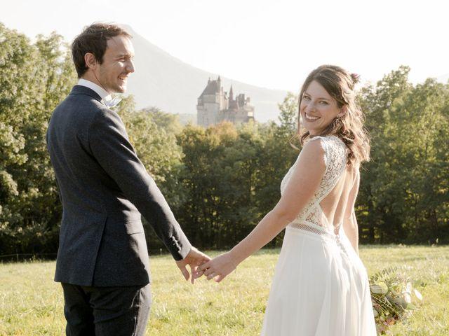 Le mariage de Arnaud et Océane à Menthon-Saint-Bernard, Haute-Savoie 18